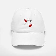 Hands Off IVF Funding Baseball Baseball Cap