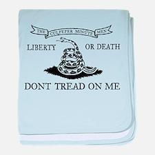 Culpeper Flag baby blanket