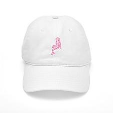 Pink Mermaid Baseball Cap
