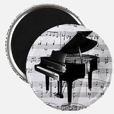 Unique Musical note Magnet