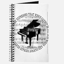 Cute Pianist Journal