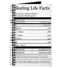Skating Life Facts Journal