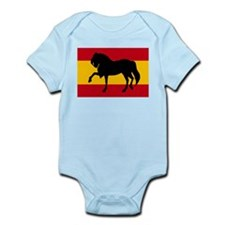 Andalusian (Spain) 01 Infant Bodysuit