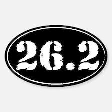 26.2 - Marathon Decal