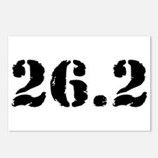 26.2 - Marathon Postcards (Package of 8)