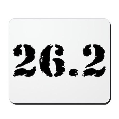 26.2 - Marathon Mousepad