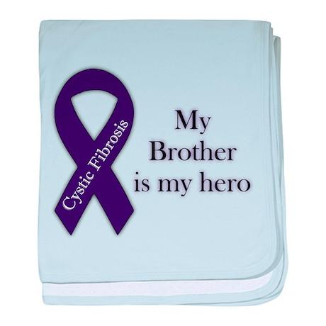 Brother CF Hero baby blanket