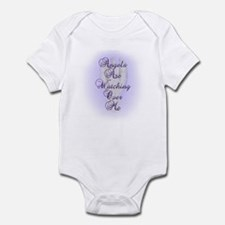 Angels Are Watching Over Me Onesie