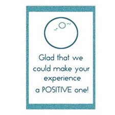 IVF Greeting Card Postcards (Package of 8)