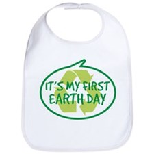 Baby's First Earth Day Bib