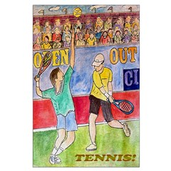 Tennis! Posters