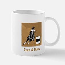 """""""Turn & Burn"""" Mug"""