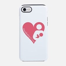 Breastfeeding is Love iPhone 7 Tough Case
