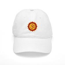 Hindu Aum Symbol Baseball Baseball Cap