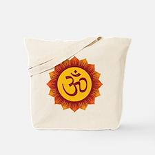 Hindu Aum Symbol Tote Bag