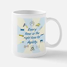 Dog Agility Time Mug