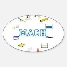 Agility MACH Decal
