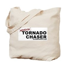 Cute Storm chasers Tote Bag