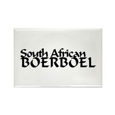South African Boerboel Rectangle Magnet