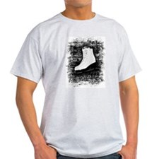 Graffiti Ice Skate T-Shirt