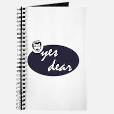 """""""yes dear"""" Journal"""