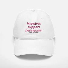 """Midwives Support"" Baseball Baseball Cap"