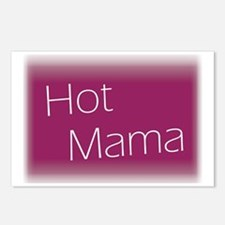 Cool Hot mom Postcards (Package of 8)