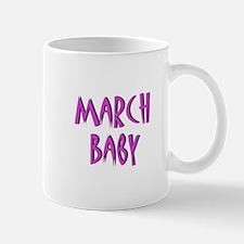 Cute Due in march Mug
