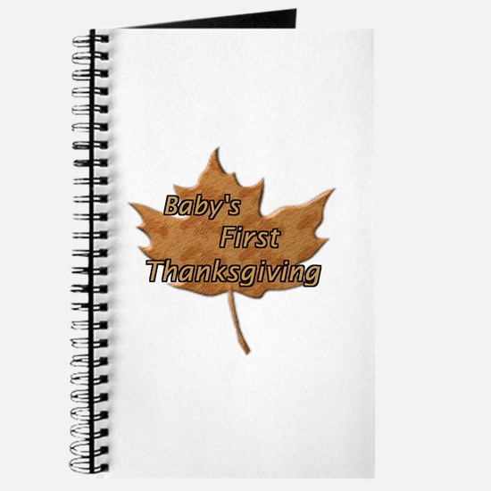 Cute 1st thanksgiving Journal