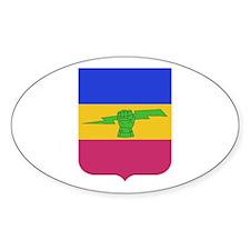 DUI - 4th Sqdrn - 73rd Cavalry Regt Decal