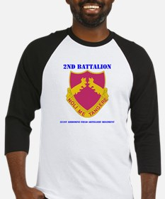 DUI - 2nd Bn - 321st Airborne FA Regt with Text Ba