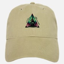 I Love Gymnastics Triangle #2 Baseball Baseball Cap