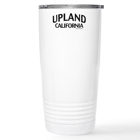Upland Stainless Steel Travel Mug