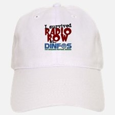 Radio Row Survivor Baseball Baseball Cap