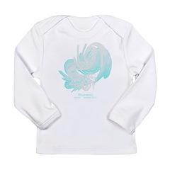 Fibonacci Waves Long Sleeve Infant T-Shirt