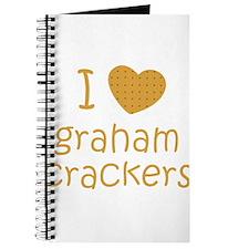I love graham crackers Journal