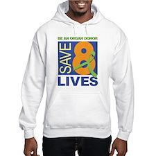 Save 8 Lives Hoodie