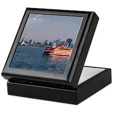 Staten Island Ferry Keepsake Box