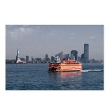 Staten Island Ferry Postcards (Package of 8)