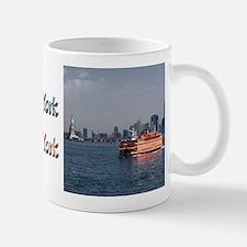 Staten Island Ferry Mug