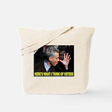 RAHMIE THE COMMIE Tote Bag