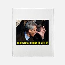 RAHMIE THE COMMIE Throw Blanket