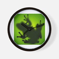 Unique Forrest Wall Clock