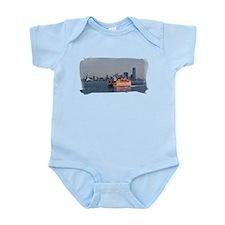 Staten Island Ferry Infant Bodysuit