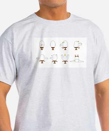 Pianist Seen From the Back T-Shirt