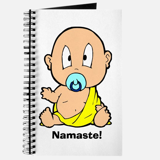 Namaste Baby Journal
