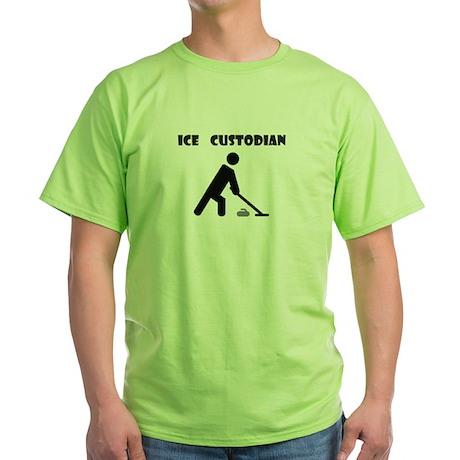 Ice Custodian Green T-Shirt