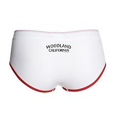 Woodland Women's Boy Brief