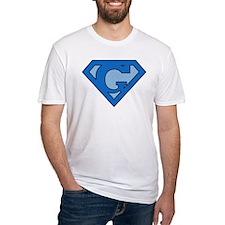 Super Blue G Shirt