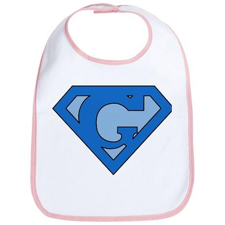 Super Blue G Bib